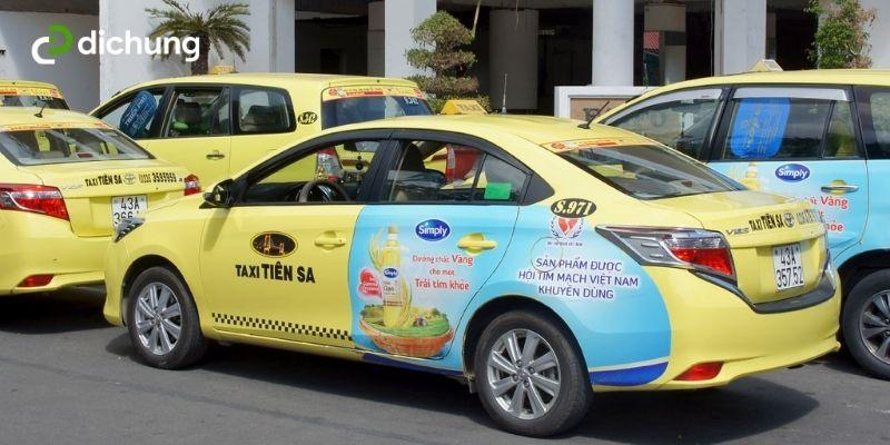 taxi từ Hội An ra sân bay Đà Nẵng 5