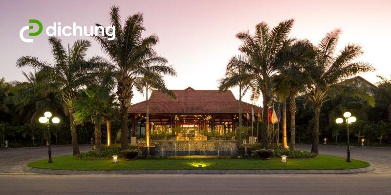 Golden Sand Resort & Spa Hội An 3