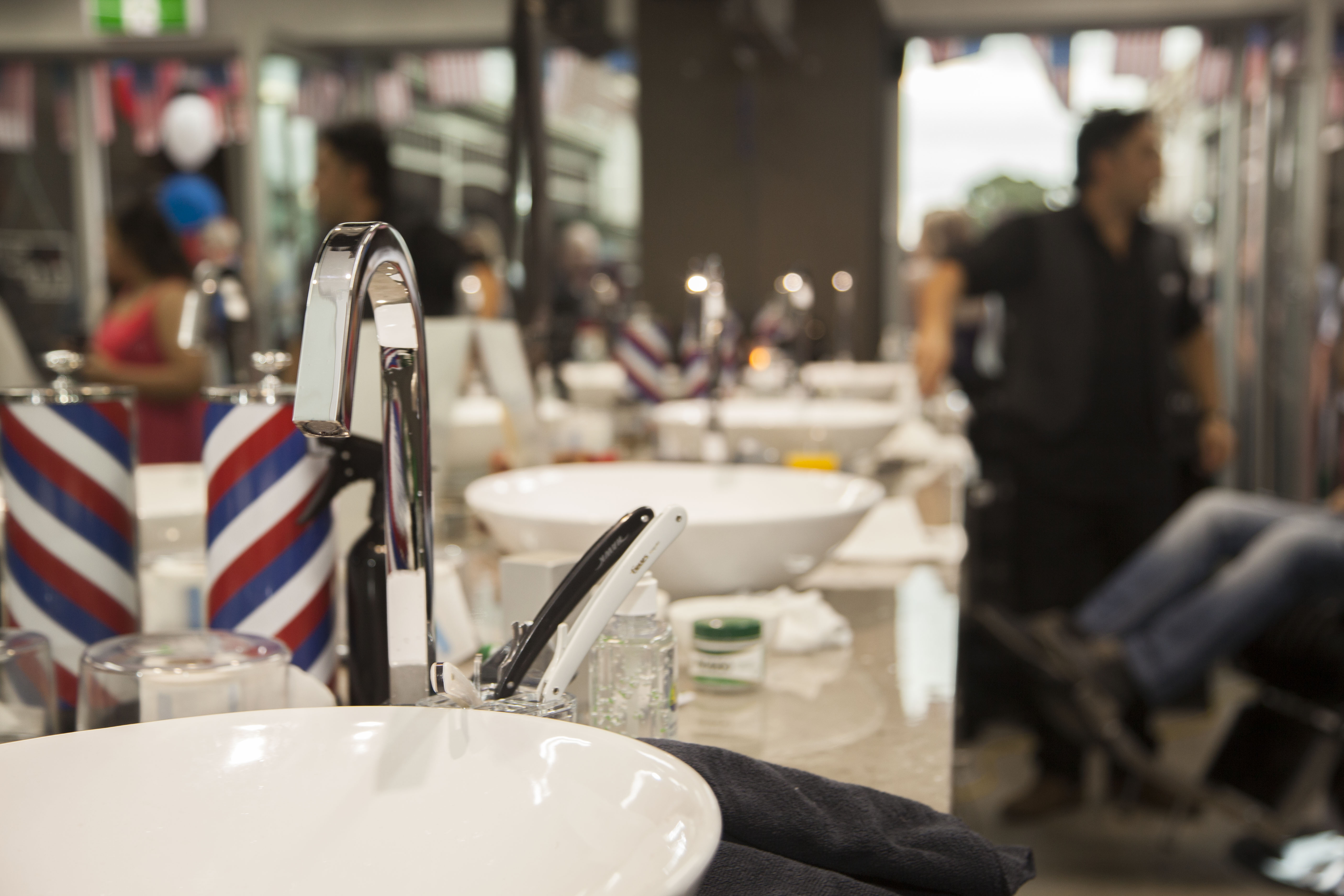 york barbers opens  melbourne styleiconsstyleicons