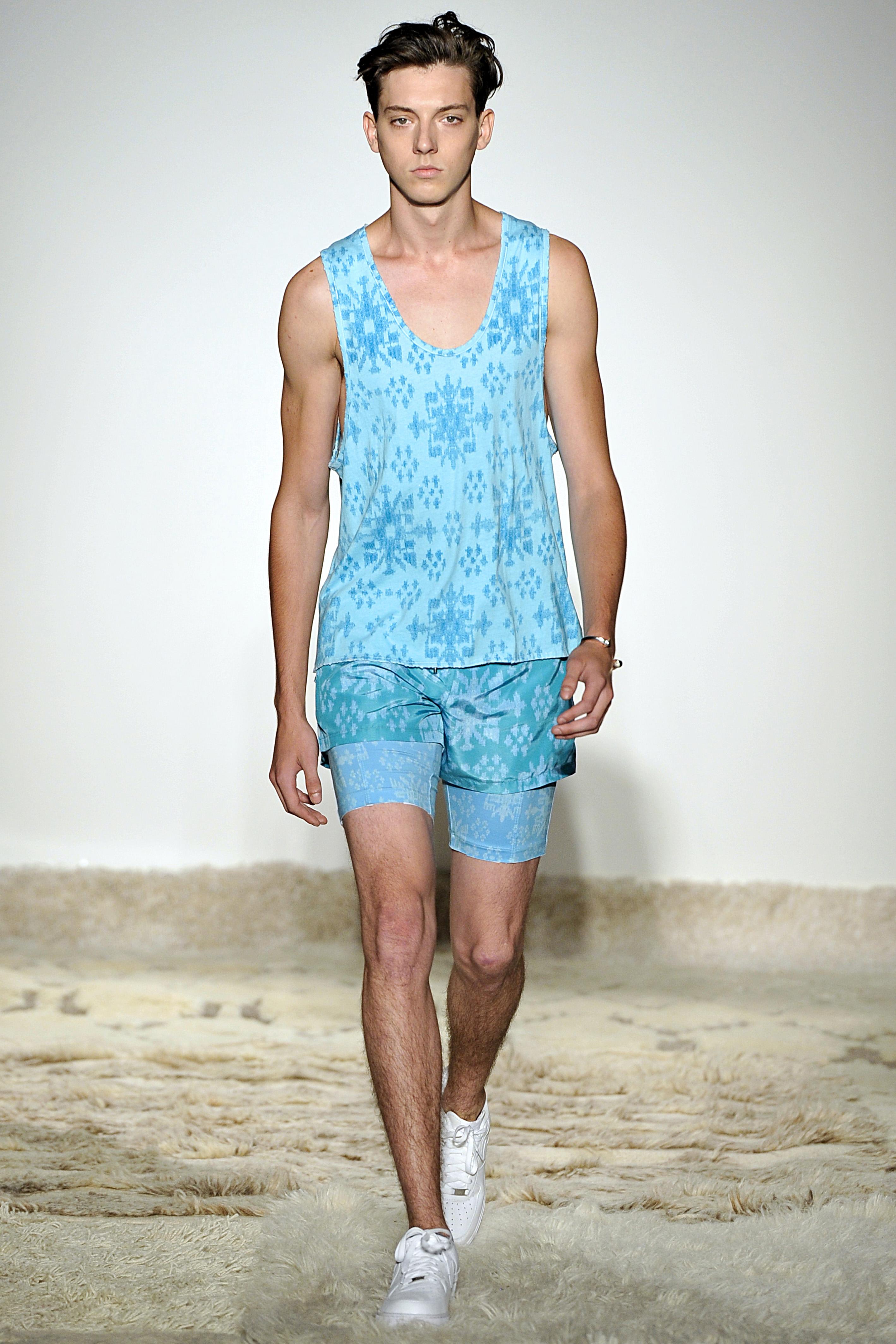 Baja_East New York Fashion Week Spring Summer 2015 September 2014