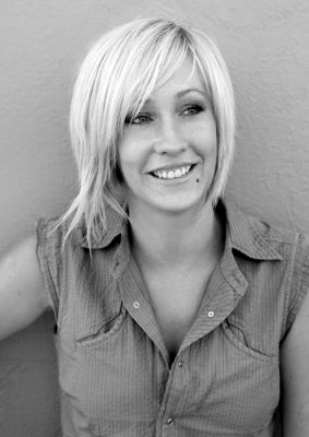 Tracey Hughes Headshot