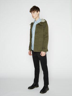 Olive Anorak jacket