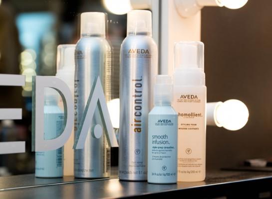 Aveda Product shot