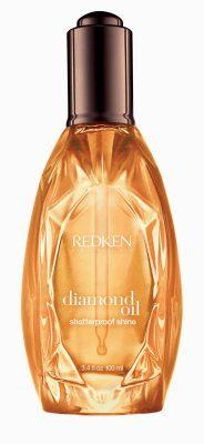 Diamond Oil Bottles