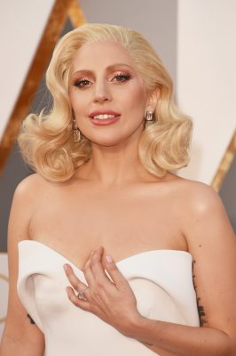 HOLLYWOOD, CA - FEBRUARY 28: Actress/singer Lady Gaga attends the 88th Annual Academy Awards at Hollywood & Highland Center on February 28, 2016 in Hollywood, California. (Photo by Jason Merritt/Getty Images)