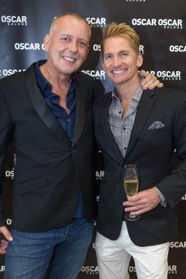 Oscar Cullinan and Damien Rossi