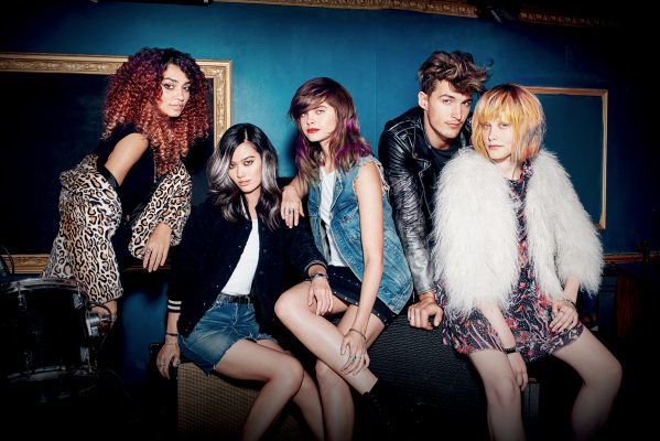 MATRIX Rock 'N' Strobe Trend Collection group lr