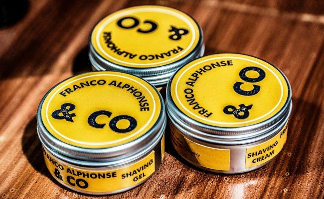 Franco Alphonse & Co product - Code Black