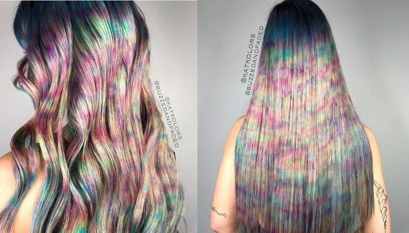 Hair Squirt