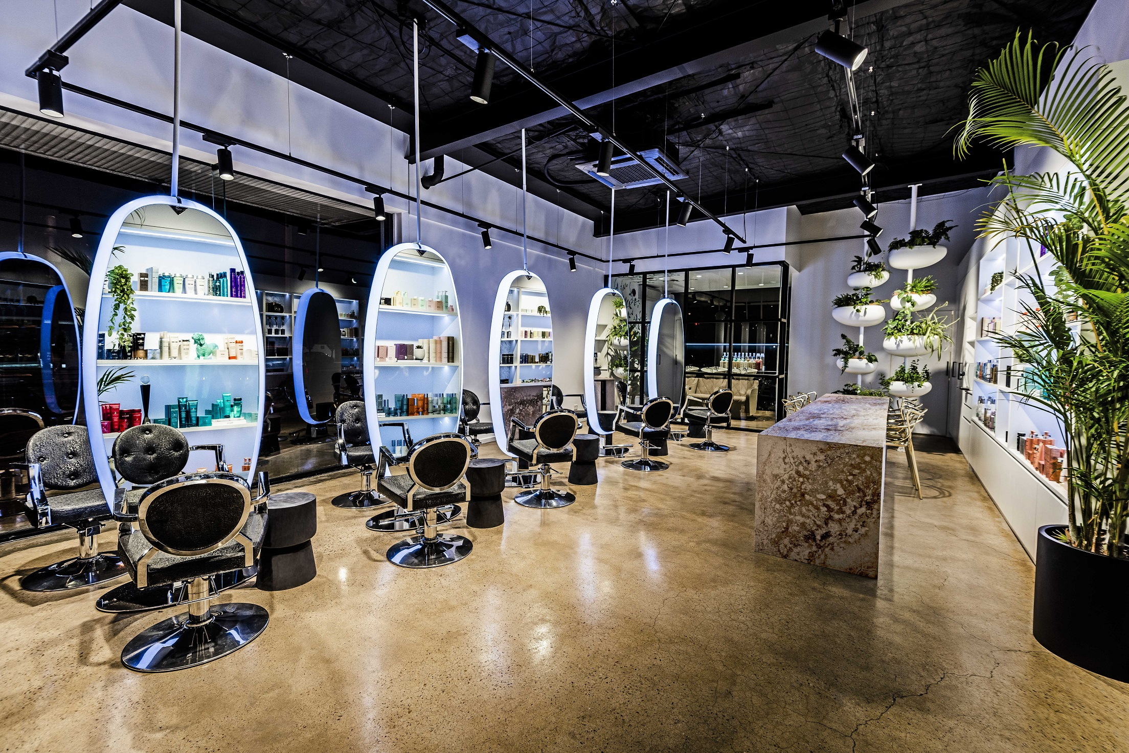See The 2019 Hair Expo Best Salon Design Images Styleicons