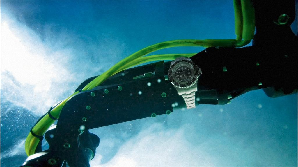 rolex 6 experimental Rolex Deepsea Challenge watch - THE EDGE SINGAPORE