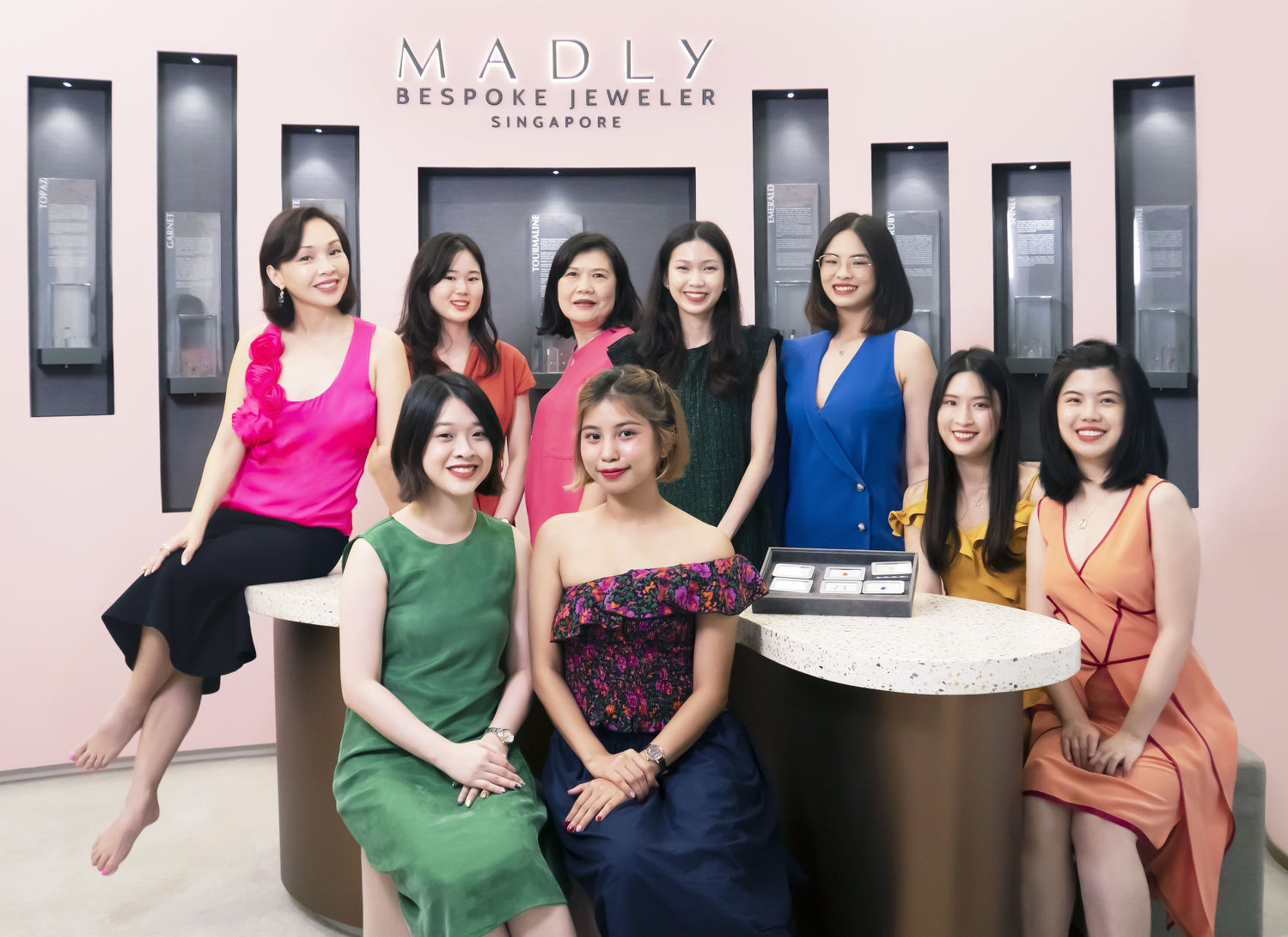 team at Madly - THE EDGE SINGAPORE