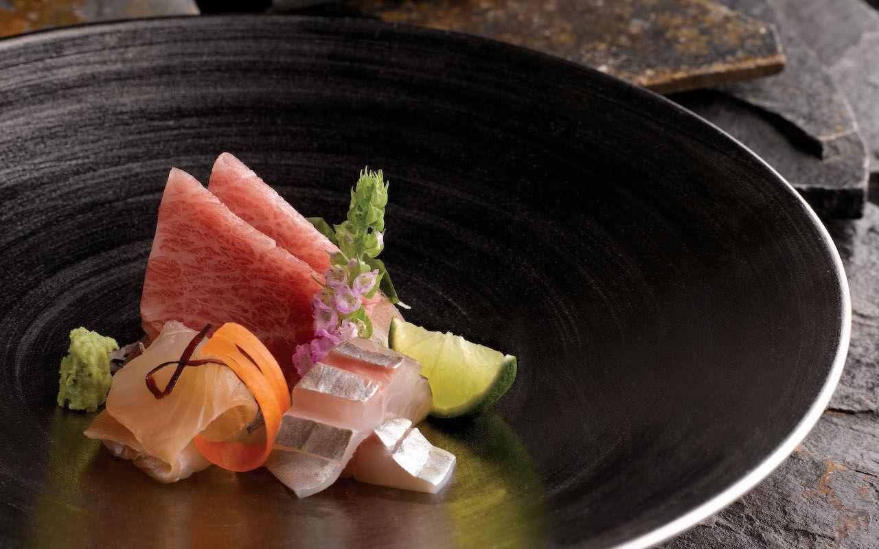 sashimi - THE EDGE SINGAPORE