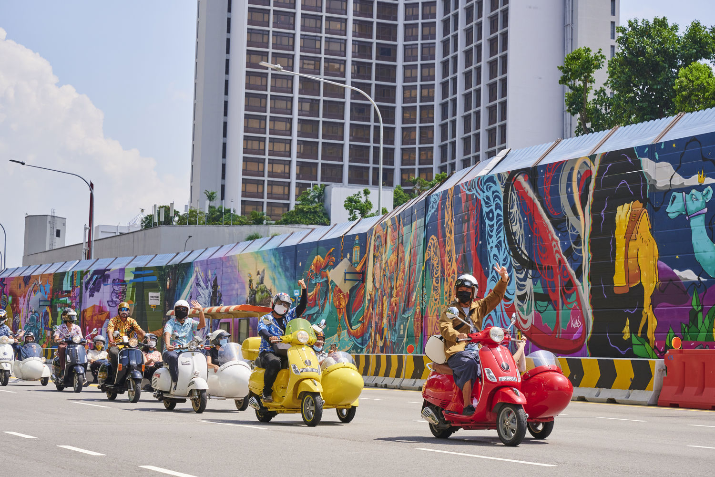Kampung Glam Tour by Singapore Sidecars - THE EDGE SINGAPORE