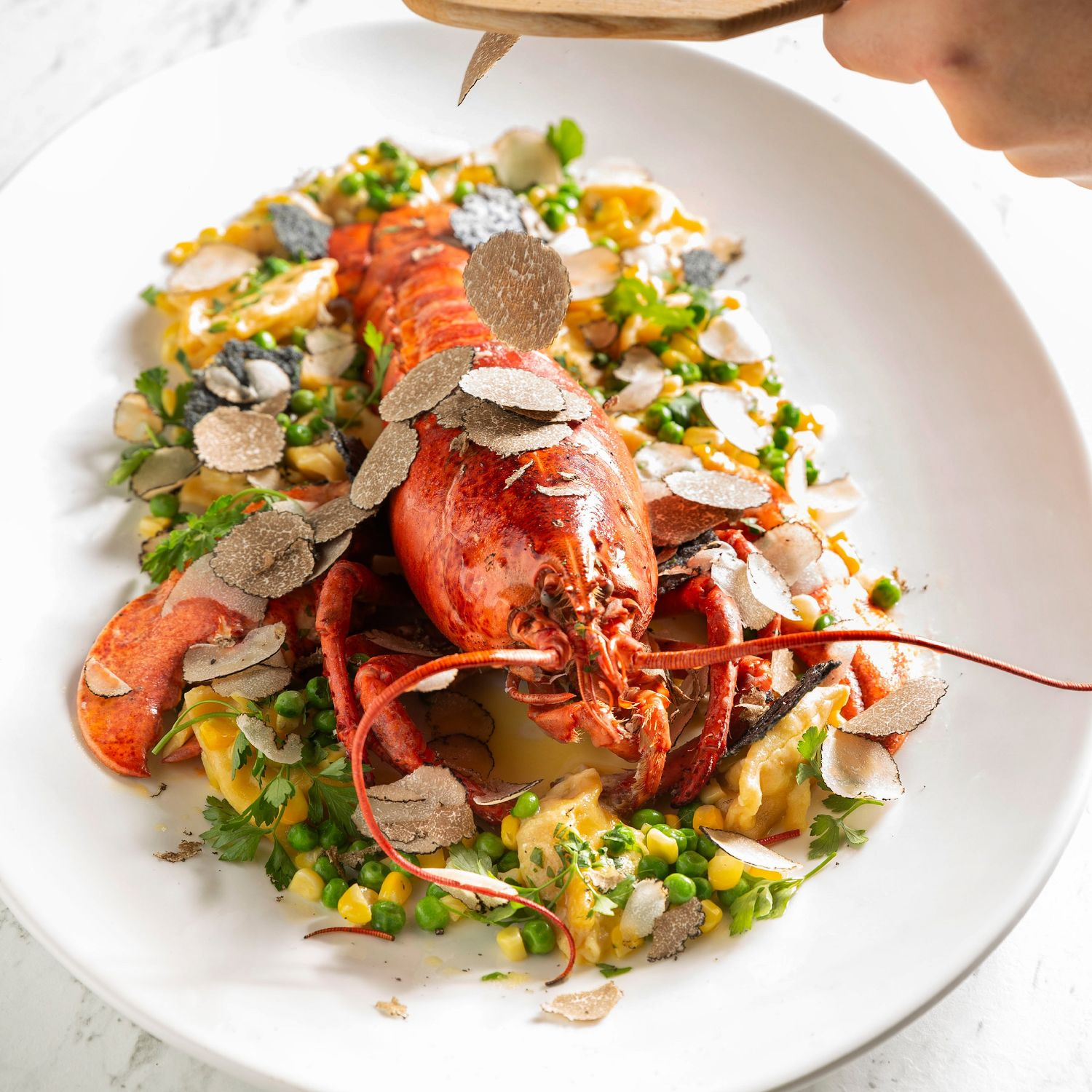 LAVO Whole Lobster - THE EDGE SINGAPORE
