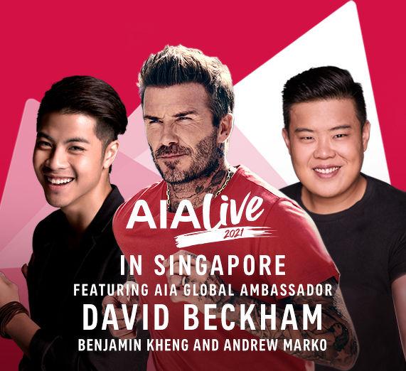 AIA Singapore  - THE EDGE SINGAPORE