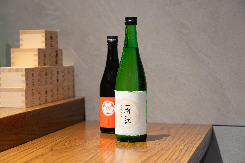 Ichigo Ichie Exclusive Sakes from Azumano Fumoto Sake Brewery - THE EDGE SINGAPORE
