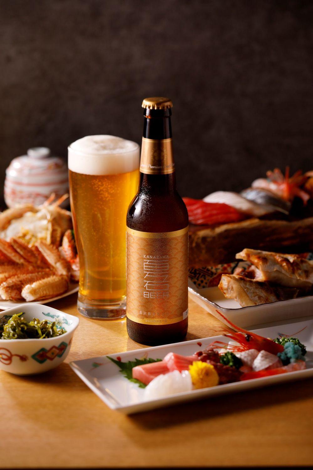 Kanazawa Hyakumangoku Beer - THE EDGE SINGAPORE