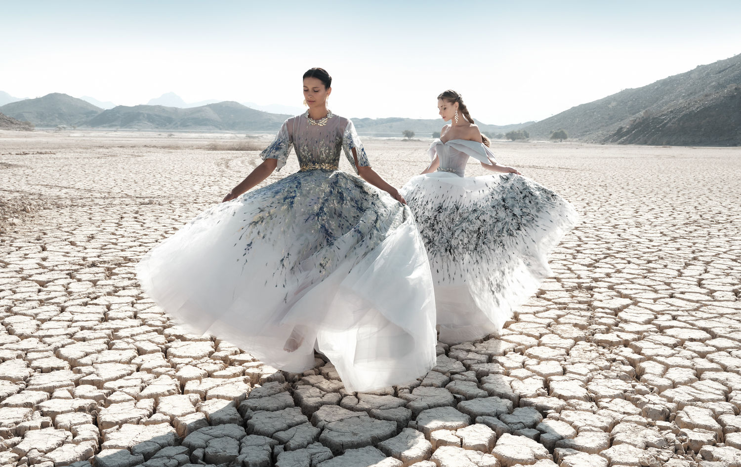 stunning couture gowns - THE EDGE SINGAPORE