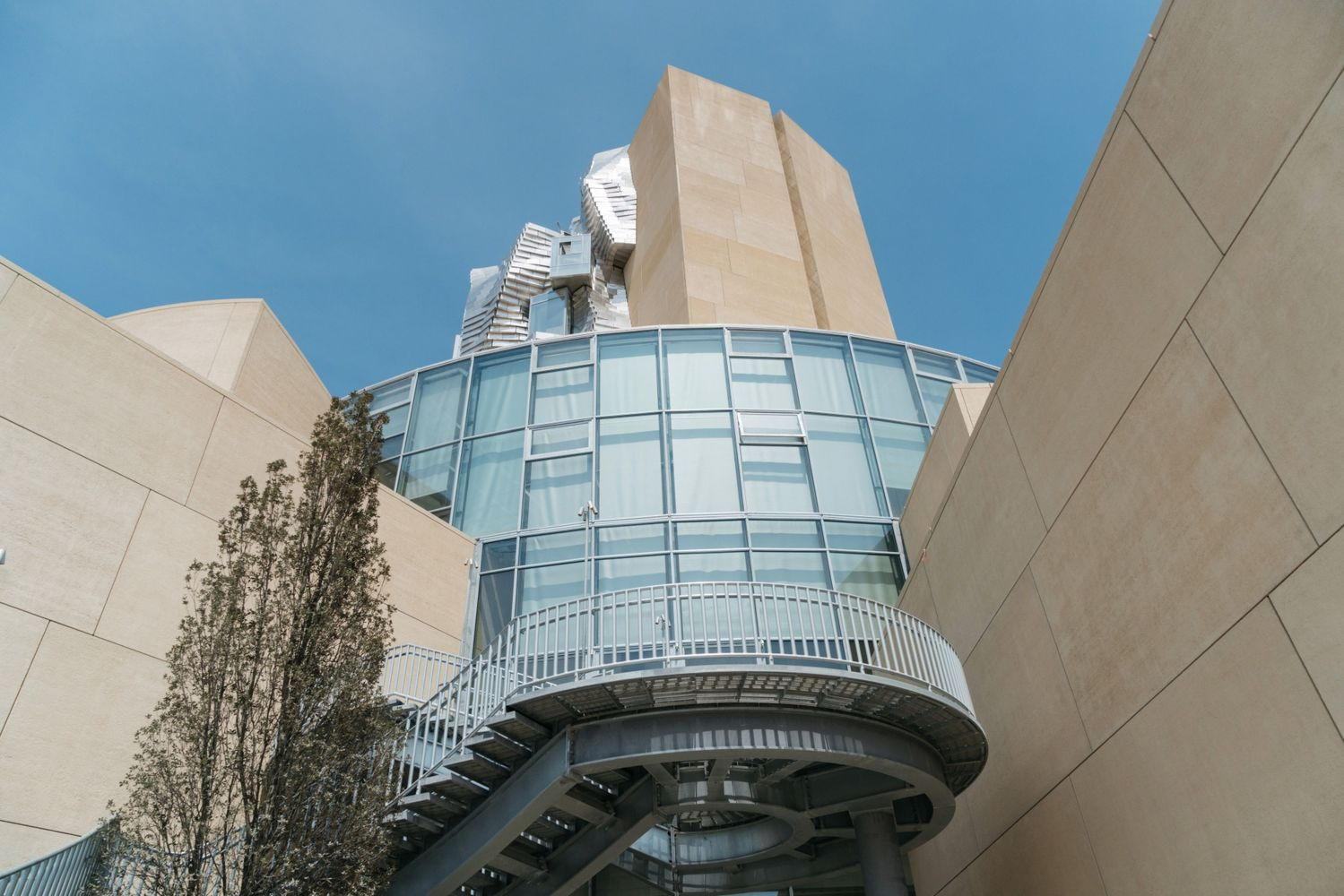 """The so-called """"Drum"""" of Gehry's tower - THE EDGE SINGAPORE"""