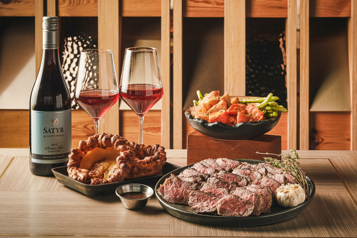 Roast Sharing Package Wagyu Tri Tip - THE EDGE SINGAPORE