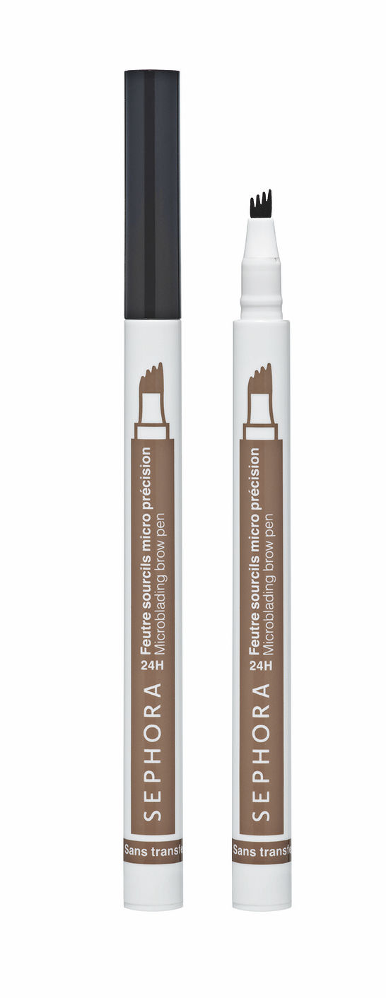 SEPHORA COLLECTION Microblading Effect Brow Pen in Midnight Brown - THE EDGE SINGAPORE