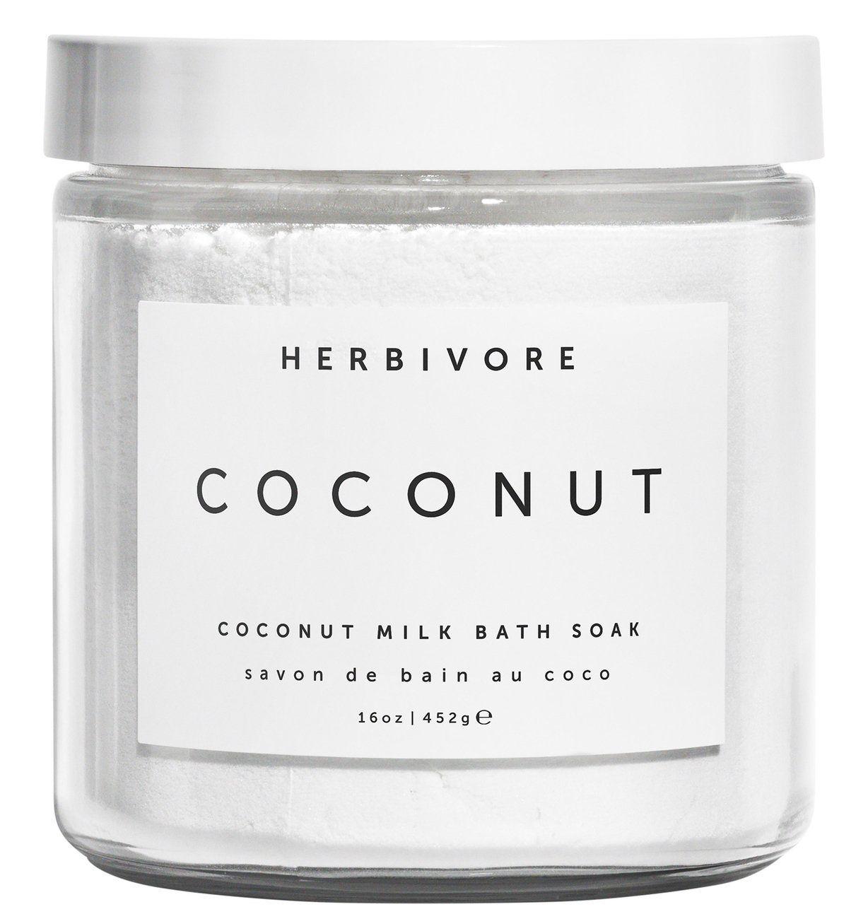 Herbivore Botanicals Coconut Milk Bath Soak - THE EDGE SINGAPORE