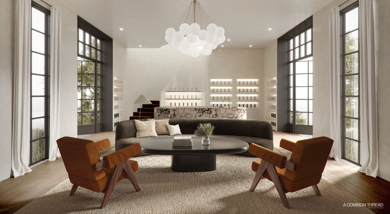 Rendering Skin Boutique Los Angeles - THE EDGE SINGAPORE