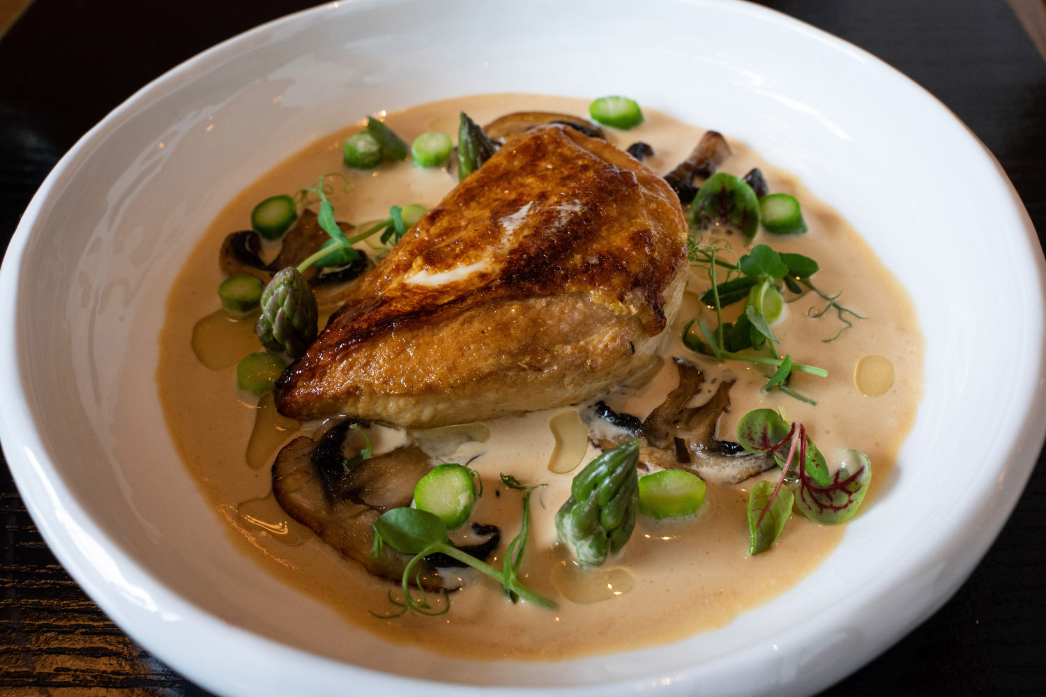 One-Pan Chicken Fricassee - THE EDGE SINGAPORE