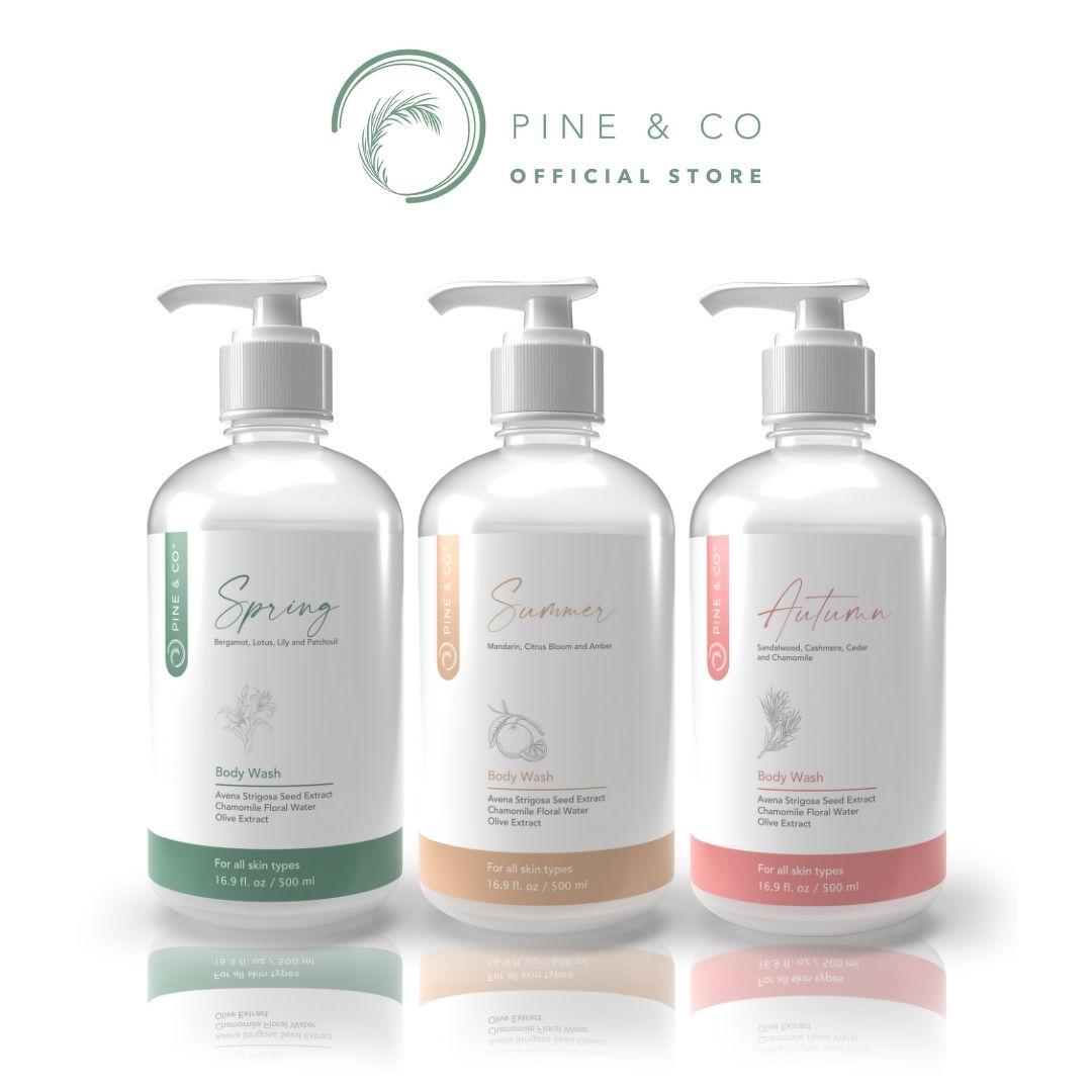 Pine & Co - THE EDGE SINGAPORE