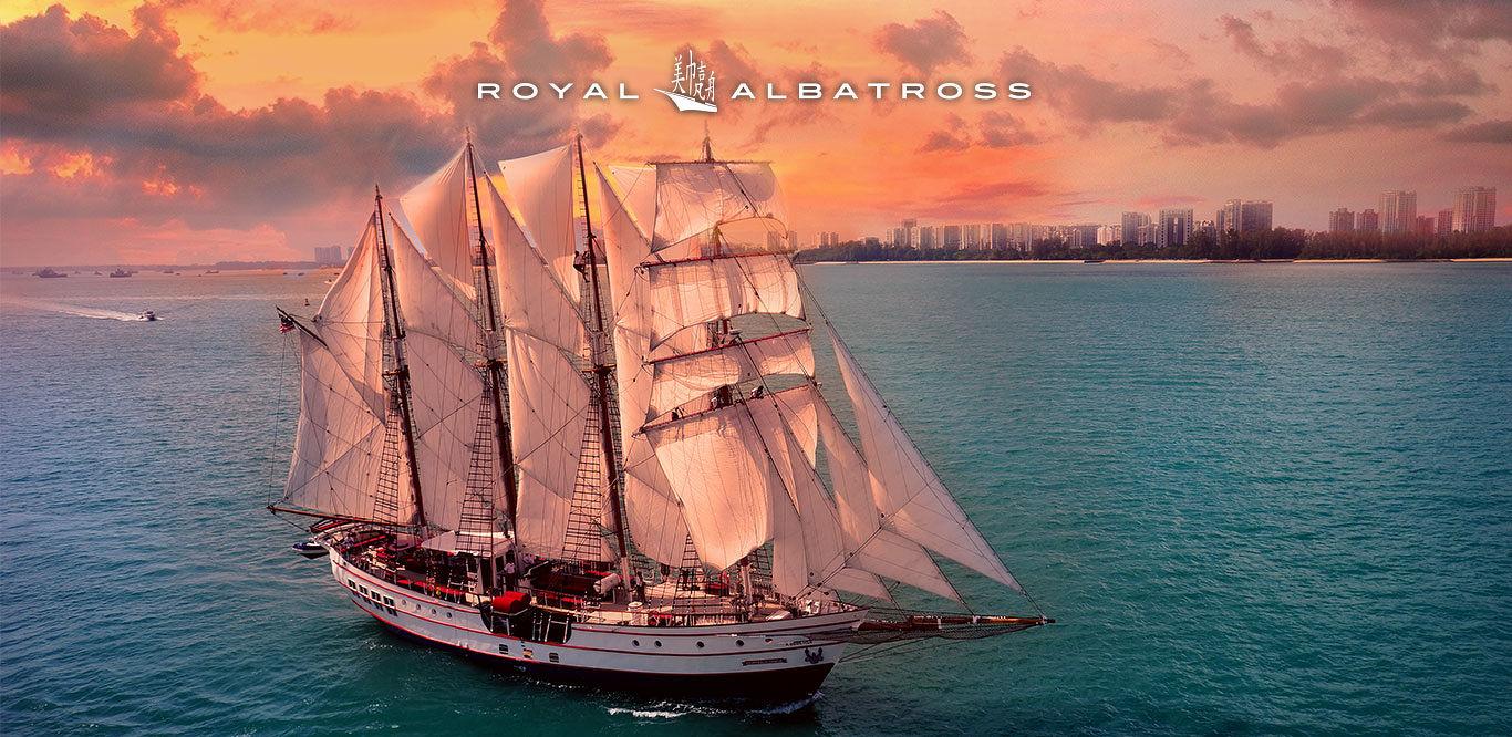 Royal Albatross - THE EDGE SINGAPORE