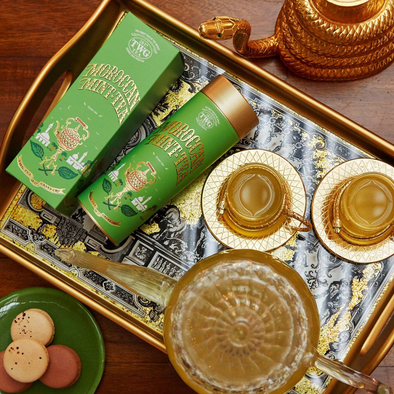 Moroccan Mint Tea - THE EDGE SINGAPORE