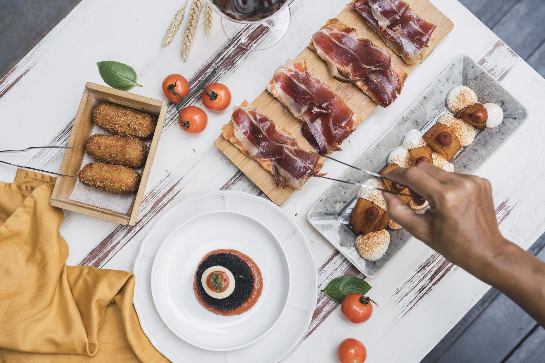 Restaurant Gaig A Catalan Feast - THE EDGE SINGAPORE