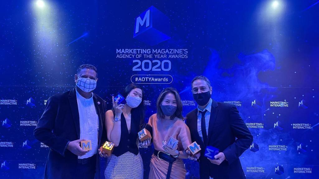 Marketing AOTY 2020 - THE EDGE SINGAPORE