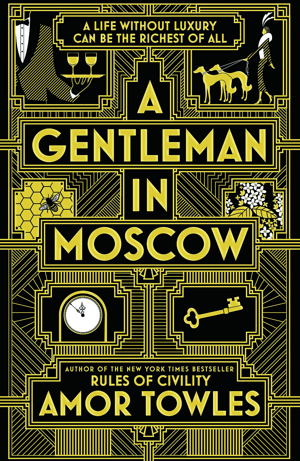 gentleman in Moscow - THE EDGE SINGAPORE