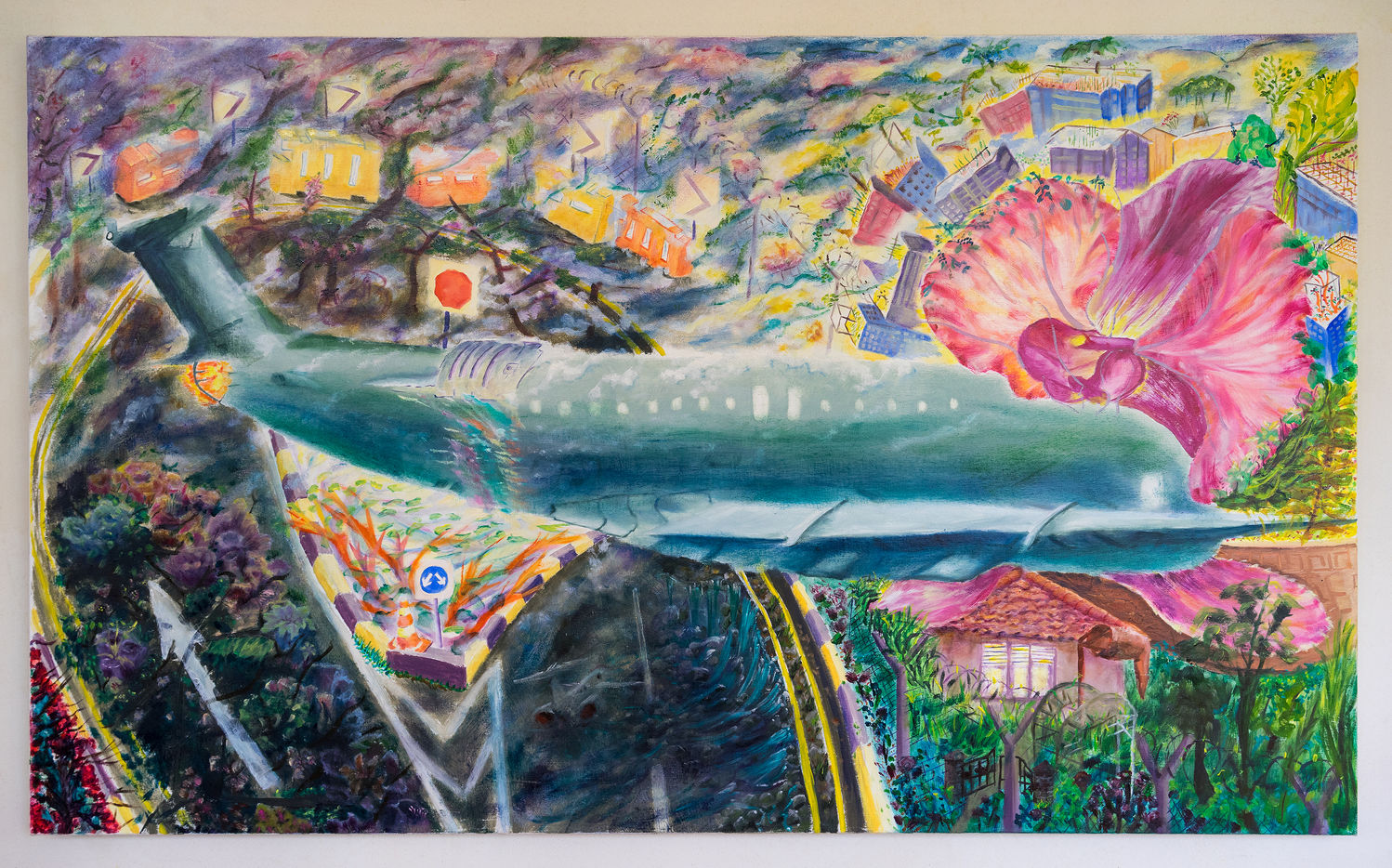 NEW Abstract and Imaginary Landscape - THE EDGE SINGAPORE