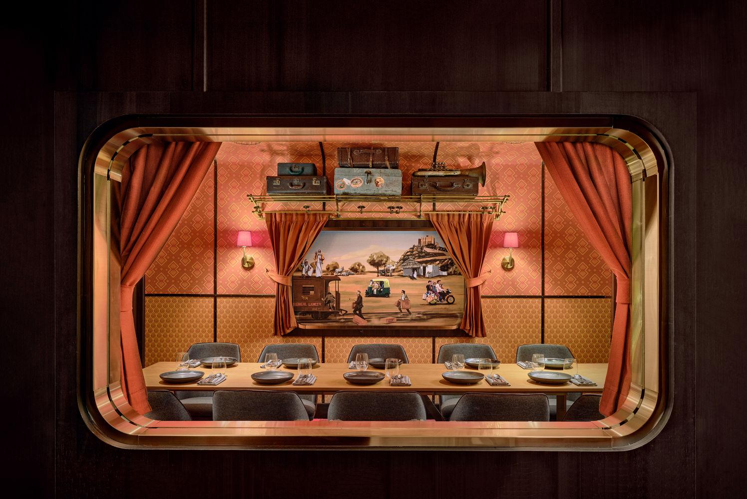 Old Railway Room - THE EDGE SINGAPORE