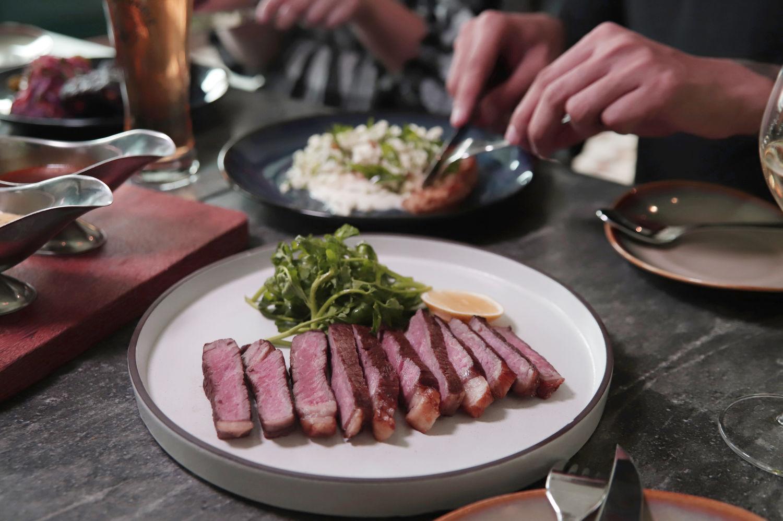 Striploin Steak - THE EDGE SINGAPORE