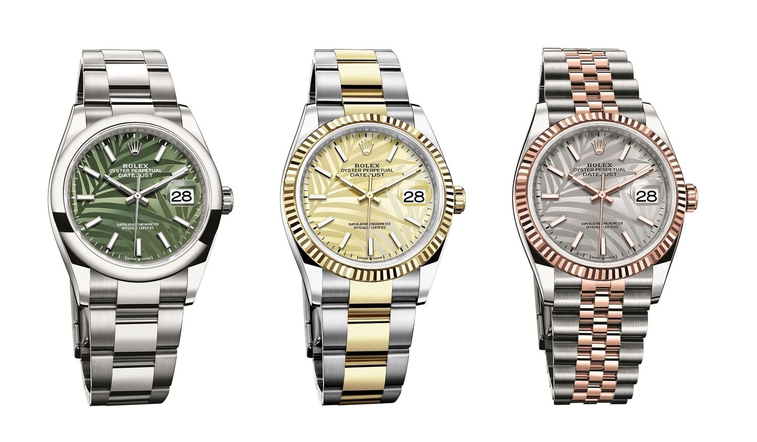 The Oyster Perpetual Datejust 36 - THE EDGE SINGAPORE