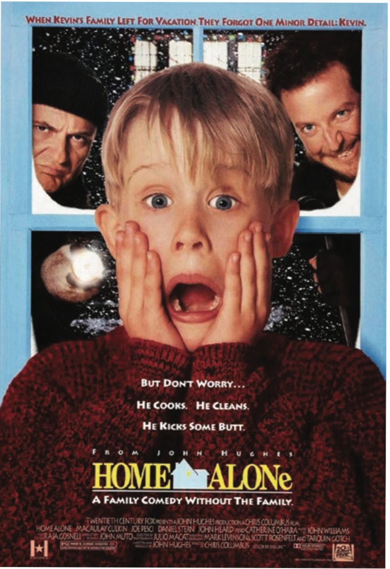 Home Alone (1990) - THE EDGE SINGAPORE