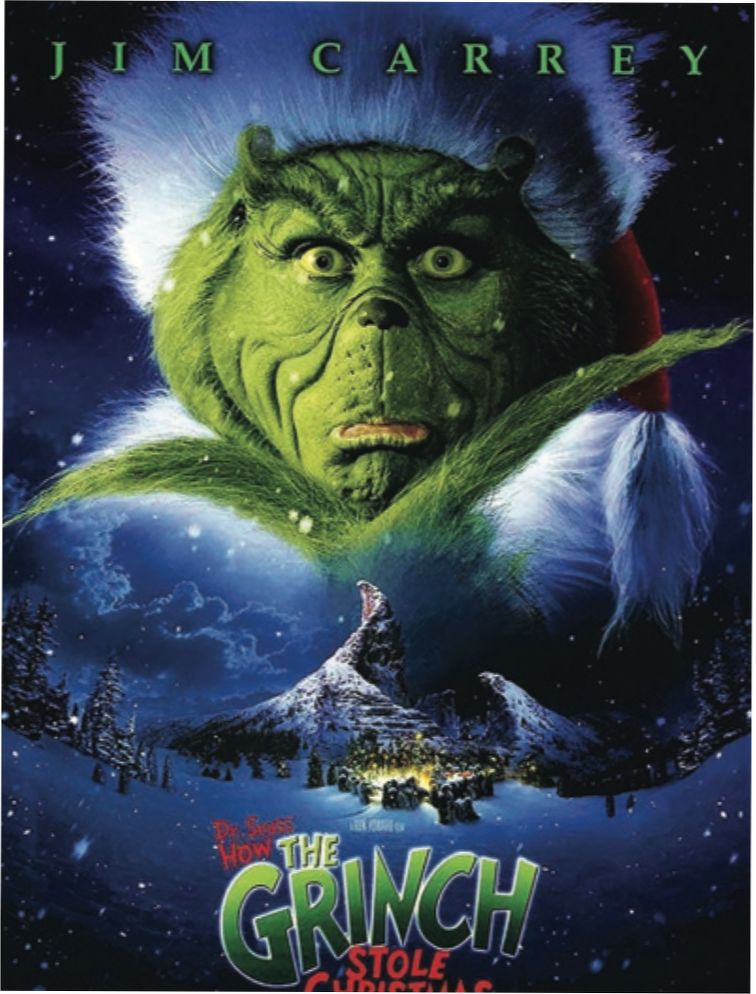 How the Grinch stole Christmas (2000) - THE EDGE SINGAPORE