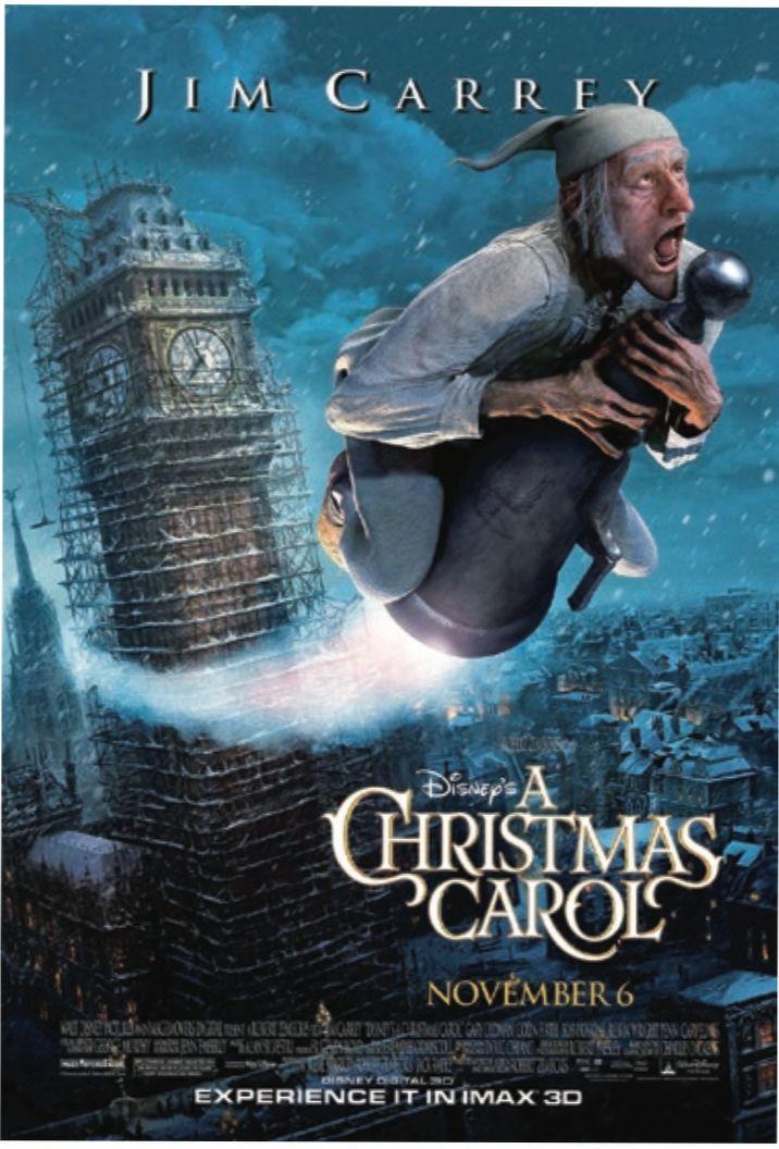 A Christmas Carol (2009) - THE EDGE SINGAPORE