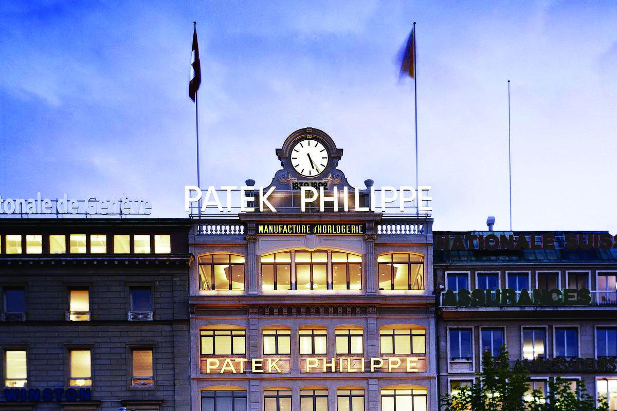 Patek Philippe - THE EDGE SINGAPORE