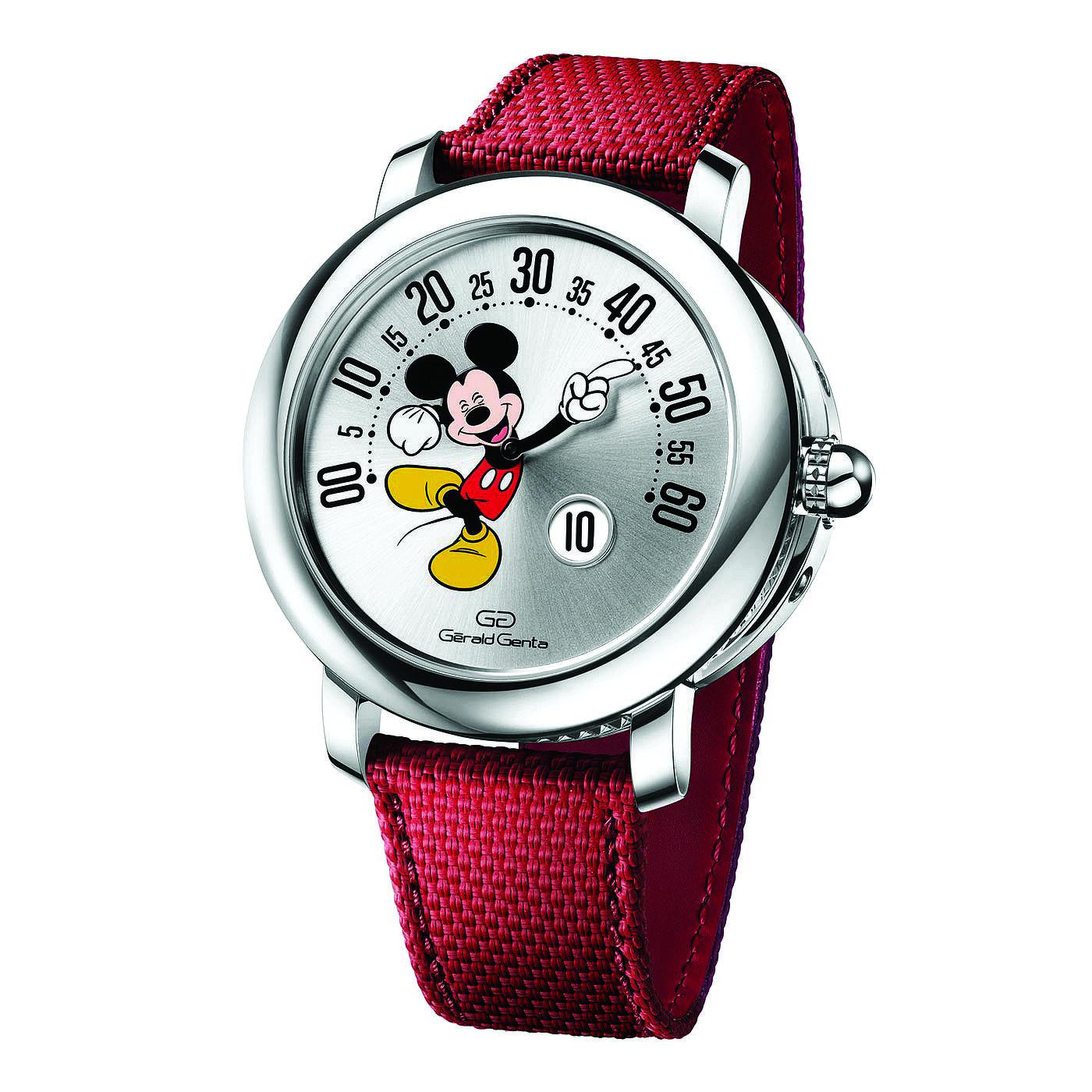 Mickey Mouse Bulgari - THE EDGE SINGAPORE