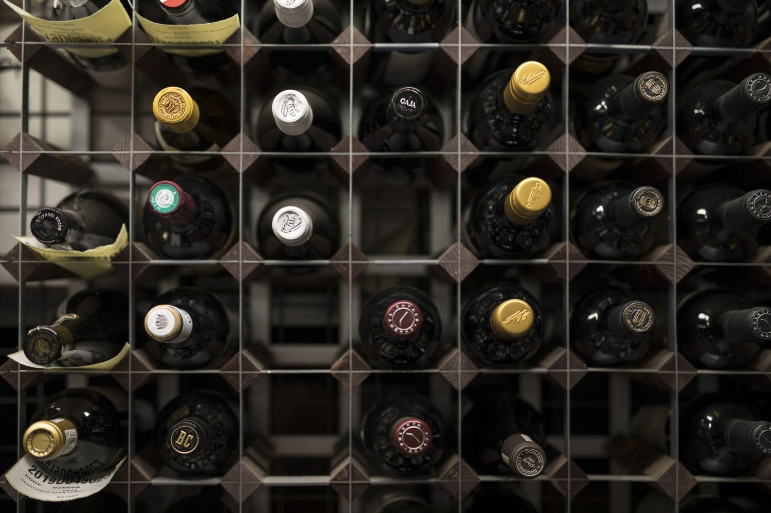 10 Coteaux Champenois wines - THE EDGE SINGAPORE