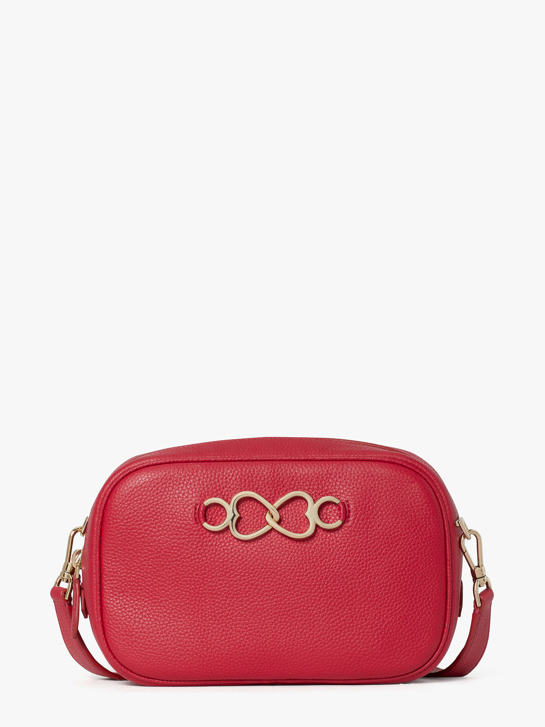 camer bag In pomegranate - THE EDGE SINGAPORE