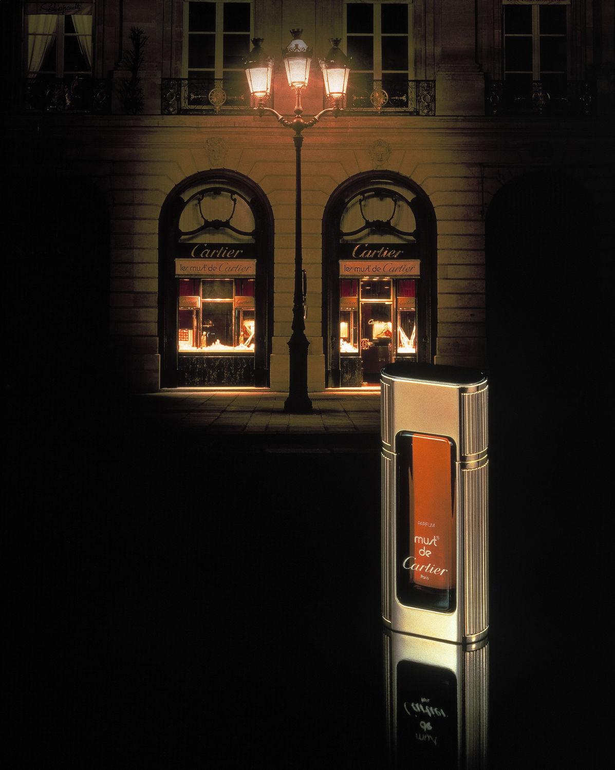 1981: Les Must de Cartier has its own perfume.