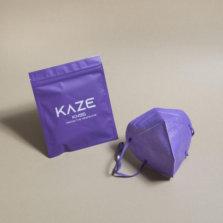 KAZE Origins KN95/FFP2 mask - THE EDGE SINGAPORE