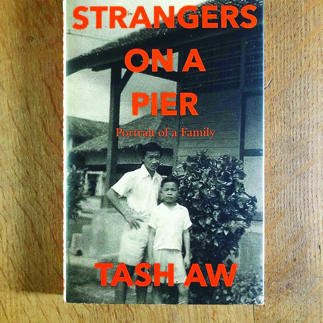 strangers on a pier - THE EDGE SINGAPORE