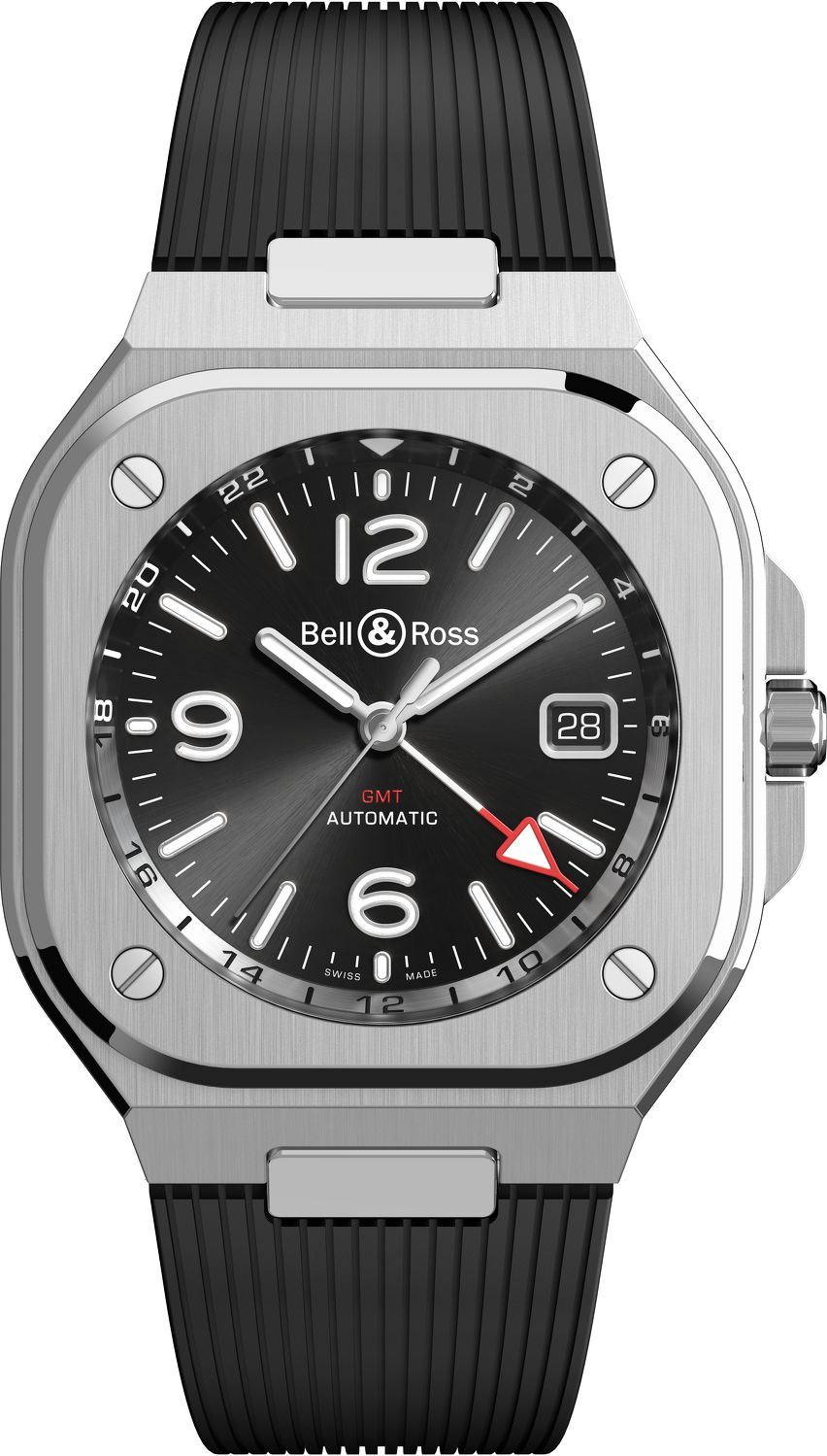 BR05 GMT Rubber - THE EDGE SINGAPORE